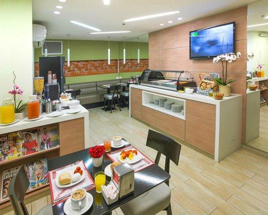 Armon Hayarkon: Dining Room