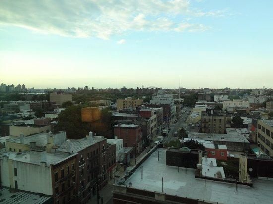 Holiday Inn L.I. City - Manhattan View: Manhattan (In Distance)