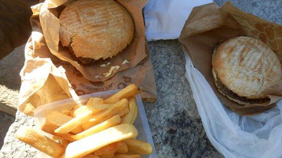 Poco Loco: Le Chavroux et des frites à tomber par terre!