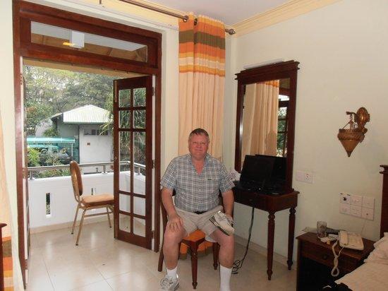 Serene Garden Hotel: room view