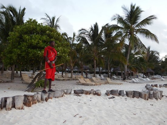 Jumbo Watamu: masai del villaggio