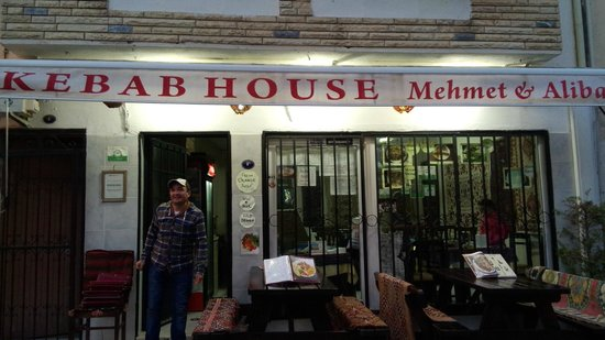 Mehmet and Ali Baba Kebab House : kebab