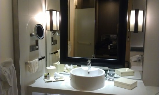 InterContinental Suzhou: bathroom