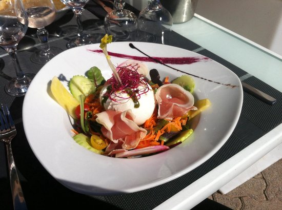 Le Delano : Salade italienne