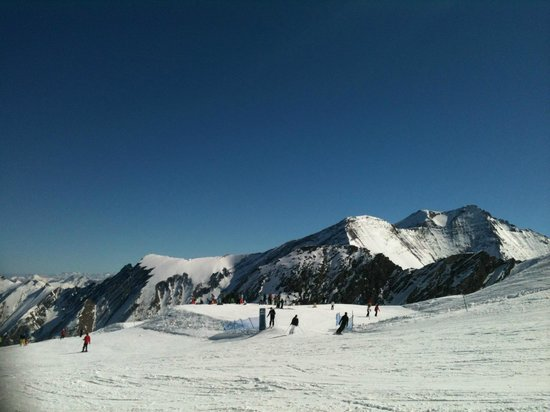 Kitzsteinhorn: The Glacier