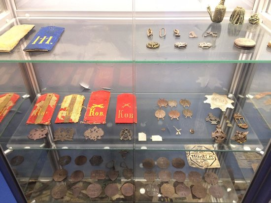 Kaunas Seventh fort: Fortress military insignia signs, badges..