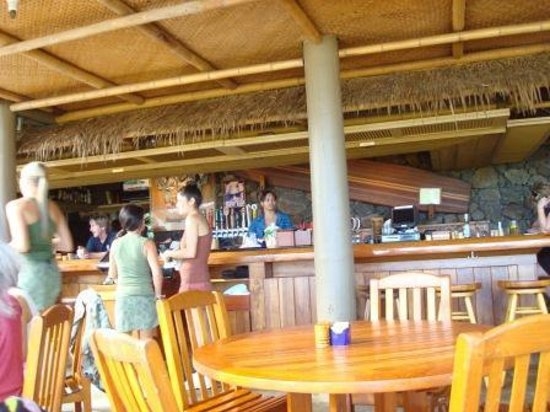 Duke's Kauai: Bar - Duke's Canoe Club, Lihue, Kauai, Hawaii