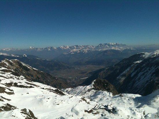 Kitzsteinhorn: Awesome views