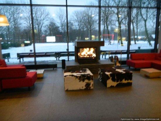 Ramada Apollo Amsterdam Centre: Lobby