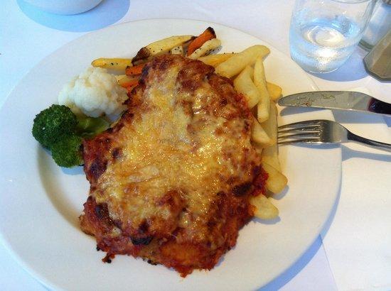Cosy Corner: Chicken Parma