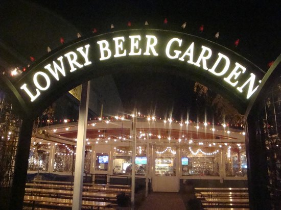 Photo of American Restaurant Lowry beer garden at 7577 E Academy Blvd, Denver, CO 80230, United States