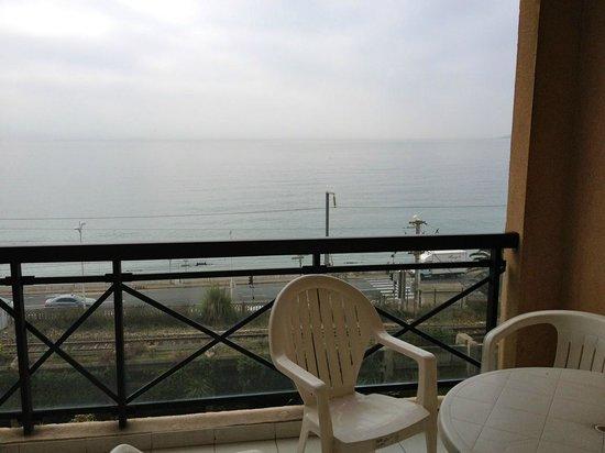 ResidHotel Villa Maupassant : Terrasse