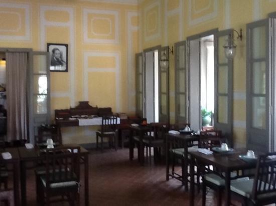 Satri House : Dining room