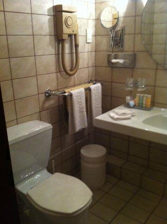 Radisson Blu Beke Hotel, Budapest: ванная комната