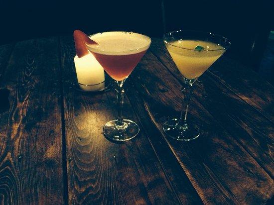 La Maison: Cocktails