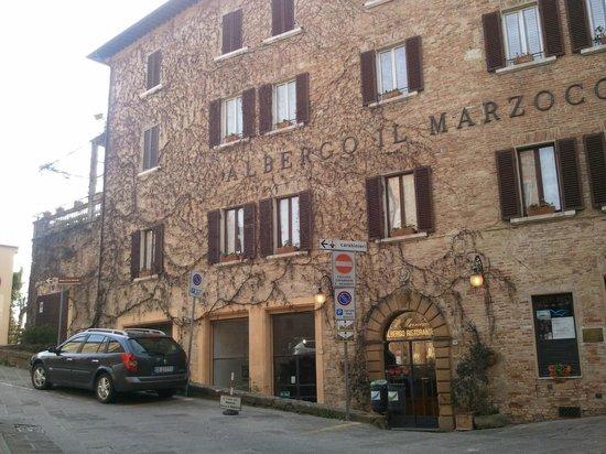 Albergo Il Marzocco : l'albergo