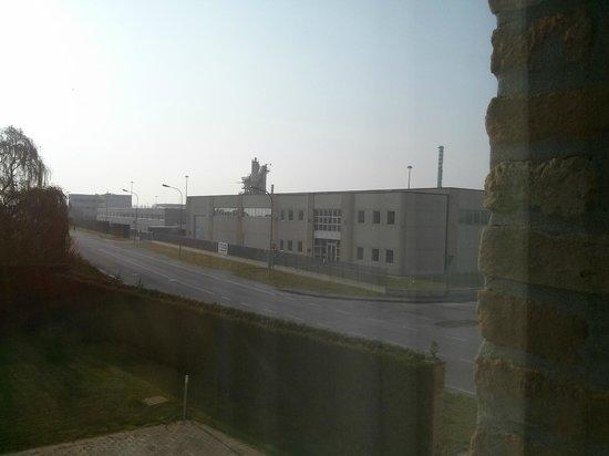 Hotel Residence Diamantina: Panorama dalla camera da letto