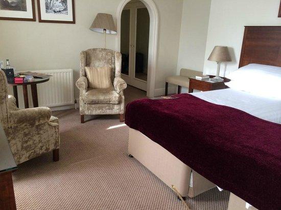 Macdonald Swan Hotel : Bedroom