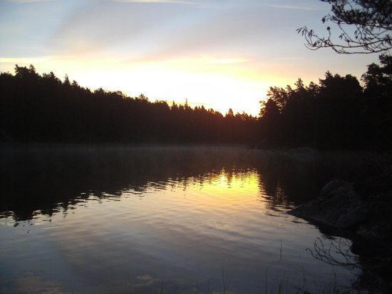 Sörmlandsleden: 'A room with a view'