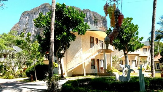 Golden Beach Resort : The Villas