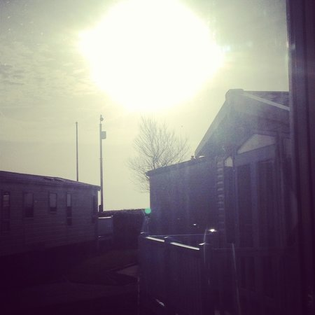 Seashore Holiday Park - Haven: View from caravan seaview 17