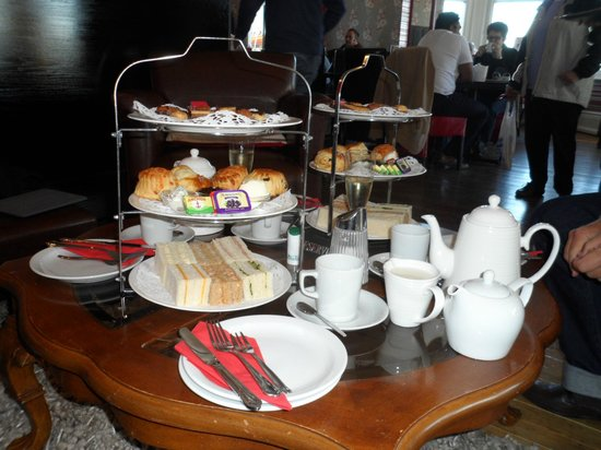 The Dining Room: Our AfternoonTea