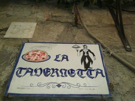 La Tavernetta : ----