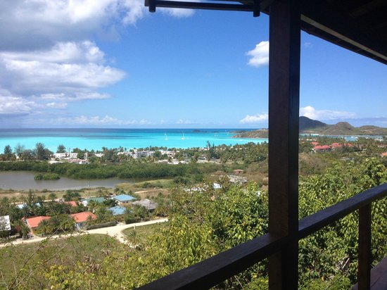 Sugar Ridge Resort: The view from our room (no.5)