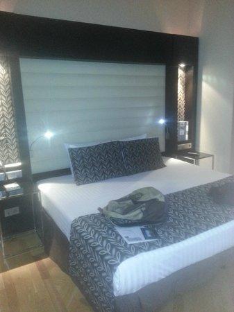 Eurostars Thalia Hotel: Letto