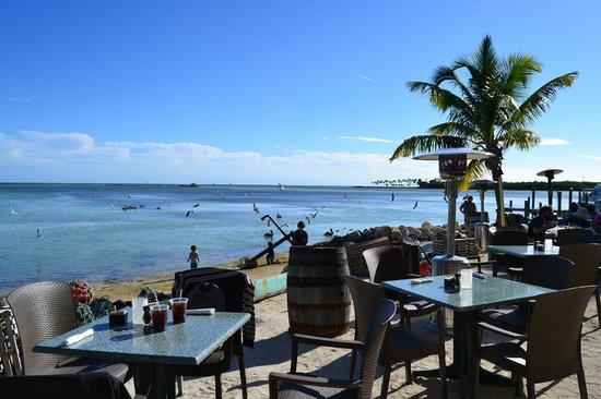 Lazy Days Restaurant - Islamorada - Florida Keys - Ocean ...