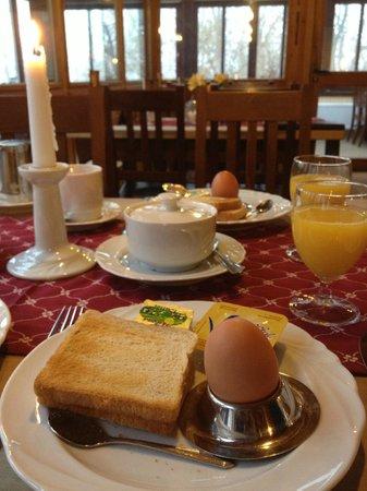 Schlossrestaurant Neuschwanstein : Breakfast
