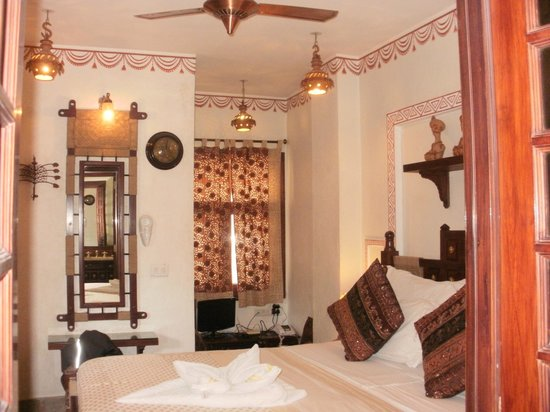Pearl Palace Heritage - The Boutique Guesthouse: From the bathroom