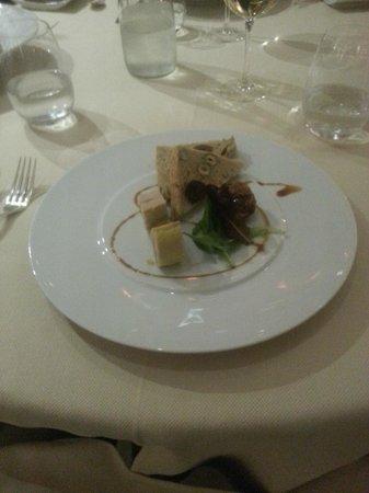 Restaurant Prevot: 1