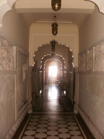 Pearl Palace Heritage - The Boutique Guesthouse: Corridor