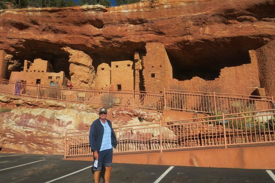 Manitou Cliff Dwellings: A couple of Ruins ?