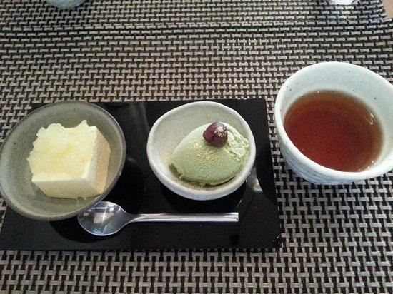 Kamo : Dessert
