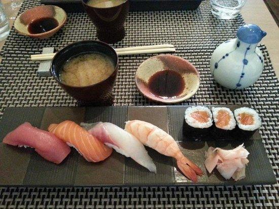 Kamo : Sushi