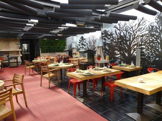 San Anton Market: Restaurant