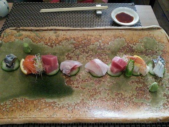 Kamo: Sashimi