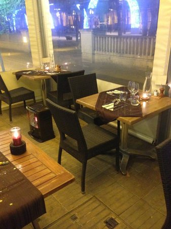 Terrasse Hivernale Chauffee Picture Of L Oracle Montpellier