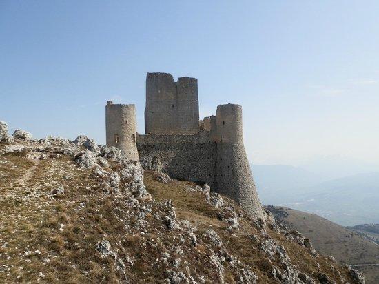 Rifugio della Rocca: la rocca