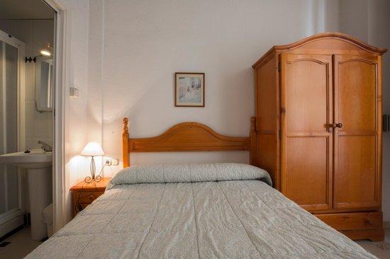 Hostal Austria: habitación doble