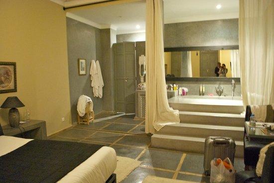 Riad Utopia Suites & Spa: gorgeous room