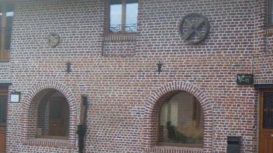 Le Domaine des Cigognes Hotel : hotel