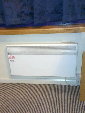Holiday Inn Express Birmingham NEC: Heater
