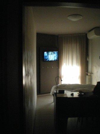 Hotel M14 : Particolare camera