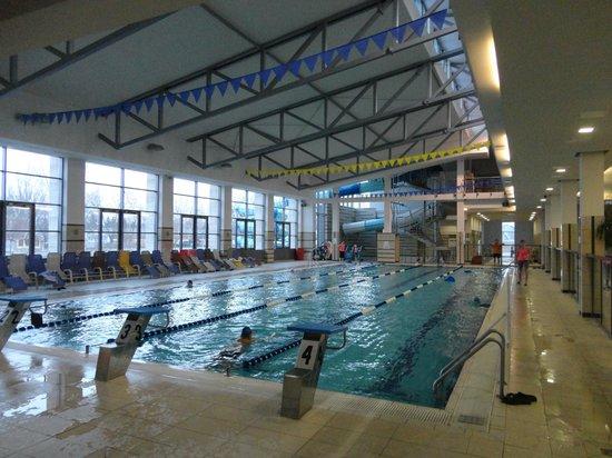 Park Inn by Radisson Sarvar: плавательный бассейн