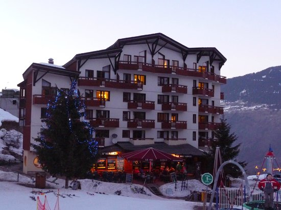 Pierre & Vacances Residence Le Britania: Le pub !!!