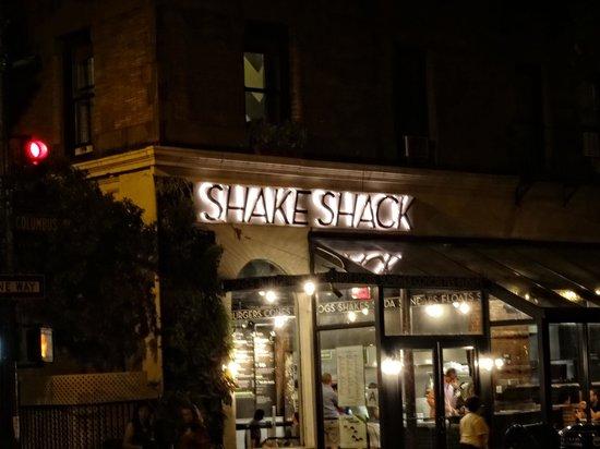 Shake Shack Columbus Ave