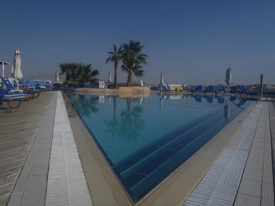 Lido Sharm Hotel: Beautiful Rooftop Pool